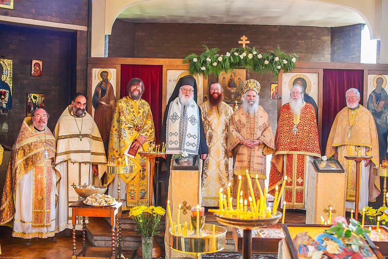 40th Anniversary of the Consecration of the Church